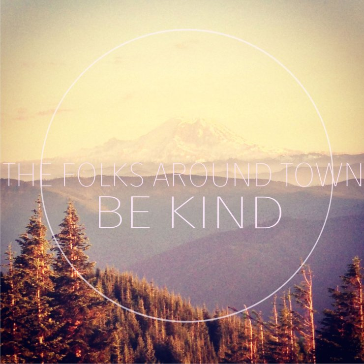 Be Kind album cover